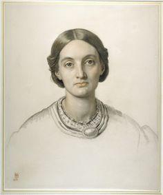 William Holman Hunt, Fanny Holman Hunt