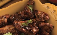 Sticky Chipotle Wings