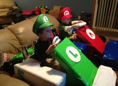 The geekiest gift that parents can give their Mario Kart-loving kids.