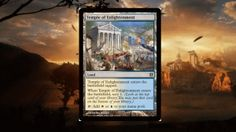 ManaTapped.com is your source for great Magic the Gathering Giveaways! Stop by today to win your copy of Temple of Enlightenment, an MTG rare from the Born of the Gods set.