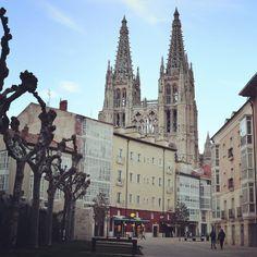 Burgos, Castilla-León.- Photo by beaburgos • Instagram