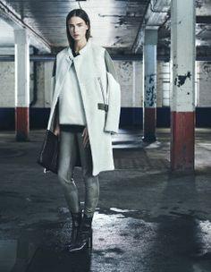 AllSaints AW14 | Womenswear Look 13