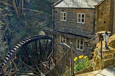 Fylingthorpe Mill - Lance Garrard