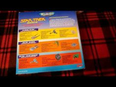 Star Trek Micro Machines Collector's Set Unboxing & Review