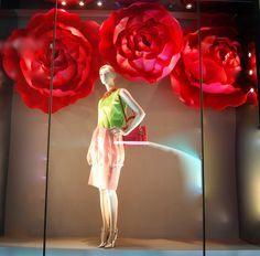 Dior Chanel Ladurée Tokyo - MesVitrinesNYC