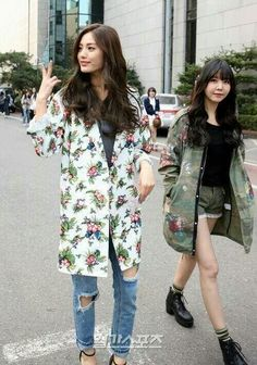 Nana with Raina