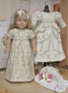 American Girl Doll Clothes CAROLINE ABBOTT by dollupmydoll