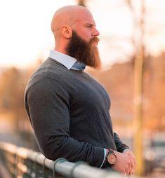 Style glatze männer mit 35 besten