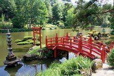 Parc Oriental de Maulévrier (Maine-et-Loire) France #voyage