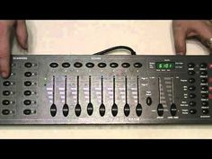 learn to program and use DMX 101 Part 3 - YouTube