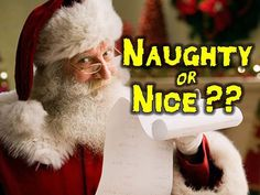 This holiday season is a time to reflect on whether your trading has been naughty or nice! Great Seasonal article for all traders, no matter what you trade......