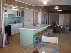 kirby beach - reworked kitchen