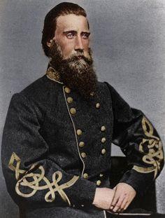 General Hood, CSA