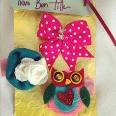 Trois Bon Fille! Handmade by TereKes! Puerto Rico #meclou #terekes