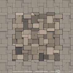 ArtStation - Stylized Environment, Tileable Ground, Martin Drávucz