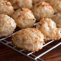 Bj's Coconut Macaroons - remember these from my childhood