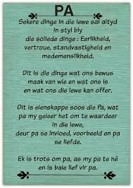 Ek wens ek kon all die dinge nog vir my pa se. Dad Quotes, Bible Verses Quotes, Life Quotes, Brother Quotes, Afrikaans Language, Fathers Day Poems, Afrikaanse Quotes, Happy Birthday Messages, Birthday Wishes