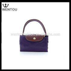 Wholesale fashion lady Large Nylon Tote Bag