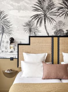 Bedroom hotel decor headboards Ideas for 2019 Home Bedroom, Bedroom Furniture, Furniture Design, Bedroom Decor, Bedroom Lighting, Bedroom Ideas, Sconce Lighting, Entryway Decor, Hotel Bedroom Design