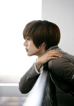 Want me to massage your back Oppa Hyung Joon?haha