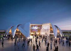 Calatrava to design UAE Pavilion for Dubai Expo 2020