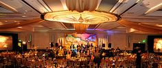 Old World Ballroom Panorama