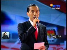 Debat Capres Jokowi Vs Prbowo - Pembangunan Ekonomi & Kesejahteraan Sosi...