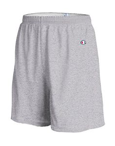 1bf8c21b442f Champion Men s Cotton Gym Short (Oxford Gray) (2X-Large) - http
