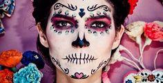 maquillaje de catrina - Buscar con Google
