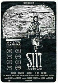 Siti Film terbaik versi FFI 2015. Nggak sempat nonton di bioskop, tapi susah jadi wishlist untuk diuber DVDnya. Maju Terus Film Indonesia
