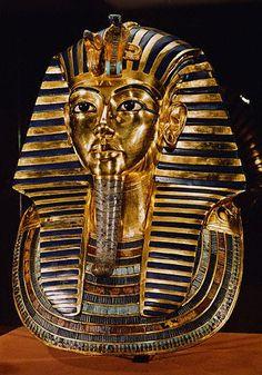 Funeral Mask of Tutankhamun