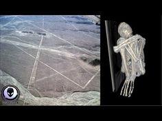 ALIEN MUMMY Found Near Peru's Nazca Lines? 6/22/17 https://youtu.be/Cn4o6uHlHwg via @YouTube