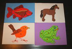 Tutorial per realizzare gli incastri della zoologia Montessori Diy Montessori, Maria Montessori, Science For Kids, Tutorial, Animals, Pasta, Illustrations, Zoology, Atelier