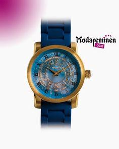 Motivo Lacivert Kordonlu Bayan Saati Sadece Modafeminen.com' da! Hemen inceleyin: http://www.modafeminen.com  #Yeni #Aksesuar #Saat #Alisveris