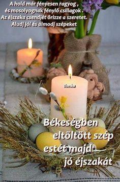 Pillar Candles, Good Night, Nighty Night, Good Night Wishes, Candles