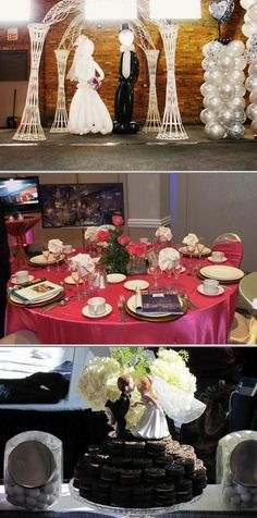 Danie Roberts is among the famous wedding planners who have over 20 years of experience in providing affordable and quality services. This planner also does themed events, birthdays, and more.