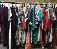100 vintage ##dresses joblot 50's 60's 70's 80's maxi midi tea #flapper #dress ,  View more on the LINK: http://www.zeppy.io/product/gb/2/322110490253/
