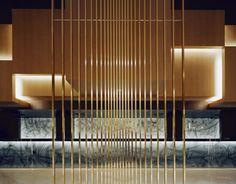 curiosity inc. designs new lobby and restaurants for ana crown plaza osaka
