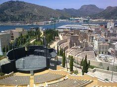 Auditorio Parque Torres - Cartagena - España