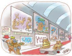 Speechless Comic Strip, September 20, 2014 on GoComics.com