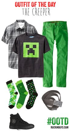 Outfit of the Day   The Creeper #OOTD - Rockin' Boys Club