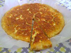 Pita Recipes, Greek Recipes, Desert Recipes, Cake Recipes, Cooking Recipes, Savory Muffins, Savoury Baking, Savoury Pies, Greek Dishes