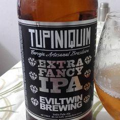 Tupiniquim IPA Extra Fancy. Porto Alegre (RS)