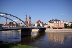 Opole, Poland, my place of birth