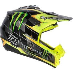 Troy Lee Designs MC/Monster SE3 Off-Road/Dirt Bike Motorcycle Helmet - http://downhill.cybermarket24.com/troy-lee-designs-mcmonster-se3-offroaddirt-bike-motorcycle/