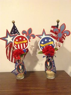 Eagle Vases | Eagle Scout Court of Honor Ideas