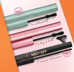 Thinking about a new mascara? Try Too Faced cult favorites - Better Than Sex and Better Than Sex Waterproof for lush, incredibly intense lashes. When it's time to take it off, Mascara Meltoff can remove every trace of both waterproof and regular mascara with an extremely effective, yet gentle remover.