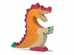 Holztiger <br>Orange Dragon