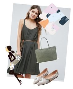 """""""dress"""" by masayuki4499 ❤ liked on Polyvore featuring B.Young"""