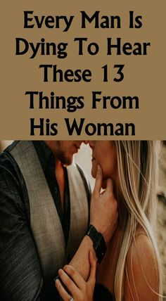 relationship advice Every man is dying to hear these 13 things from his woman! Long Lasting Relationship, Relationship Tips, Distance Relationship Quotes, Relationship Psychology, Relationship Questions, Toxic Relationships, Healthy Relationships, Healthy Marriage, Health Tips For Women